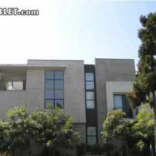 Rental info for $5000 2 bedroom Townhouse in West Los Angeles Santa Monica in the Los Angeles area