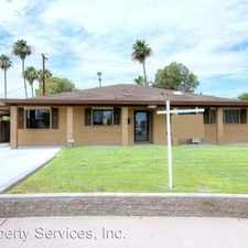 Rental info for 408 N. 73rd St. in the New Papago Parkway area