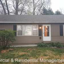 Rental info for 8919 Walnut St. in the 64114 area