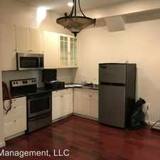 Rental info for 2232 Eutaw Place Unit 2 in the Reservoir Hill area