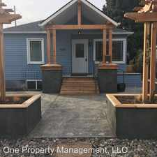 Rental info for 4109 W. Cassia St. in the Depot Bench area