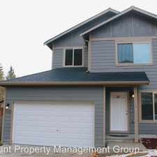 Rental info for 3592 Silverview Way