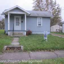 Rental info for 2506 Clara Avenue in the Fort Wayne area