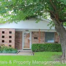 Rental info for 1600 S WS Young Drive in the Killeen area