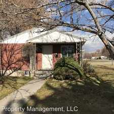Rental info for 1497 E. Winder Lane in the East Millcreek area
