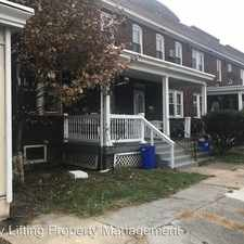 Rental info for 3161 N 6th St