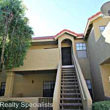 Rental info for 1126 W Elliot Rd #2046 in the Chandler area