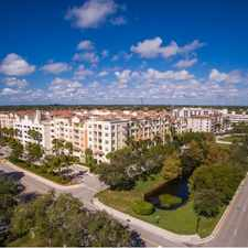 Rental info for Monteverde at Renaissance Park