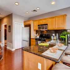 Rental info for SOLD for $359,000! Turn Key End Unit Condo In Gated Complex