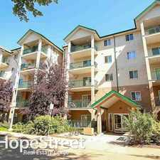 Rental info for 11325 83 Street NW - 1 Bedroom Apartment for Rent in the Parkdale area