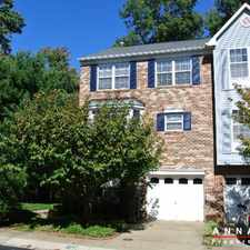 Rental info for 722 Spoon Ct