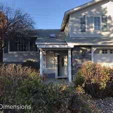 Rental info for 1941 Hamilton Ave. in the 89701 area