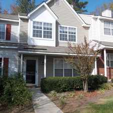 Rental info for 9103 Exbury Court in the Charlotte area