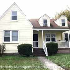 Rental info for 3625 S Warwick Circle Unit A in the Norfolk area