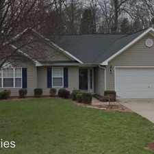Rental info for 3044 Morning Mist Lane in the Griers Fork area