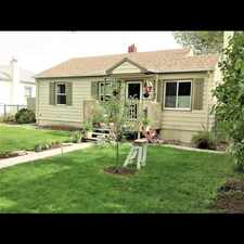 Rental info for 3016 2nd Avenue South in the Great Falls area