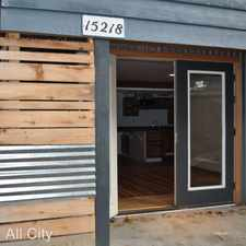 Rental info for 15218 26th Ave SW in the Burien area