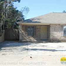 Rental info for 2189 Jeannie Street in the Navarre area