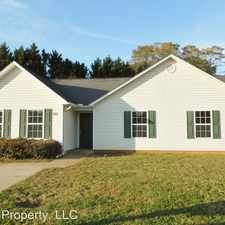 Rental info for 211 Cornerstone Ct in the Simpsonville area
