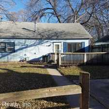 Rental info for 815 S 16th St