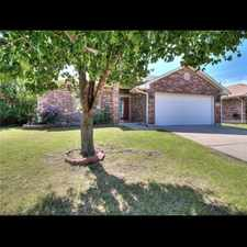 Rental info for 4828 SE 88th Terrace.. in the Oklahoma City area