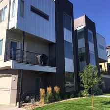 Rental info for Modern Sloans Lake 2 Bed/ 2.5 Bath Rowhouse in the Sun Valley area