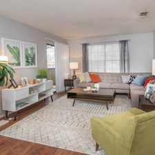 Rental info for Peppermill Apartments