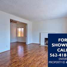 Rental info for 11145 Central Avenue in the South El Monte area