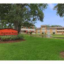 Rental info for Kingston Point in the Baton Rouge area