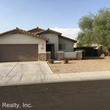 Rental info for 11556 E 25th St in the 85367 area