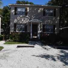Rental info for 7208 S. Kissimmee Street, B in the Port Tampa City area
