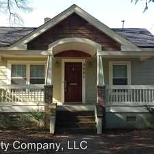 Rental info for 3501 Ritch Avenue in the Charlotte area
