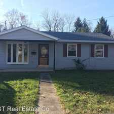Rental info for 1425 Texas Avenue in the Springfield area