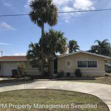 Rental info for 3105 SE 16th Place