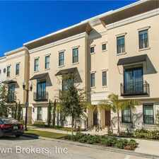 Rental info for 641 E Jackson St. in the South Eola area