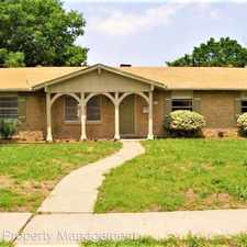 Rental info for 805 Northshore Dr in the Garland area