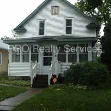 Rental info for Lovely home with unique built-in details. Huge Yard & Screened In Porch! in the Longfellow area