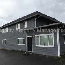Rental info for Application Pending FREE 1 month South Tacoma 3bdr Apt W/ W/D hook up in the Tacoma area