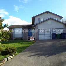 Rental info for Must see home in Marysville Available Soon!