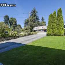 Rental info for 4500 4 bedroom House in Vancouver Area Coquitlam