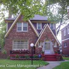 Rental info for 16578 Northlawn St.
