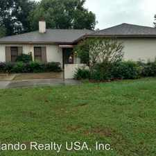 Rental info for 504 Firewood Ave. in the Eustis area
