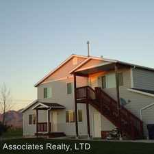 Rental info for 2491 Wheeler Drive, Unit A in the Bozeman area
