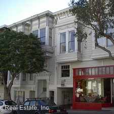 Rental info for 3057 Sacramento Street #7 in the Lower Pacific Heights area