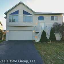Rental info for 2206 Hannging Bay Circle in the Anchorage area