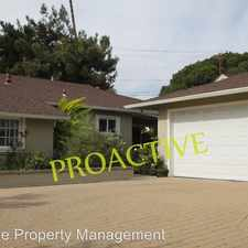 Rental info for 1155 Tropical Ave in the Pasadena area