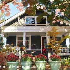 Rental info for 114 W Smith St in the West Queen Anne area
