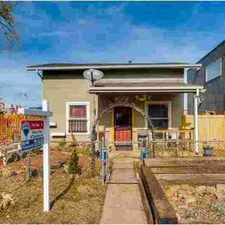 Rental info for 1249 West Byers Place Denver Three BR, Buy This Home and We'll