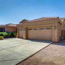 Rental info for 22634 N 47TH Place Phoenix Three BR, Beautiful home in the heart
