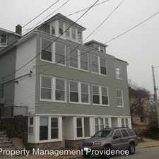 Rental info for 228-230 West School St. in the Woonsocket area